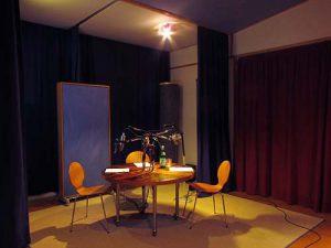 Aufnahmeraum 1 | studio wort