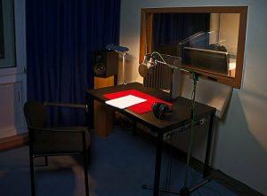 Aufnahmeraum 2 | studio wort